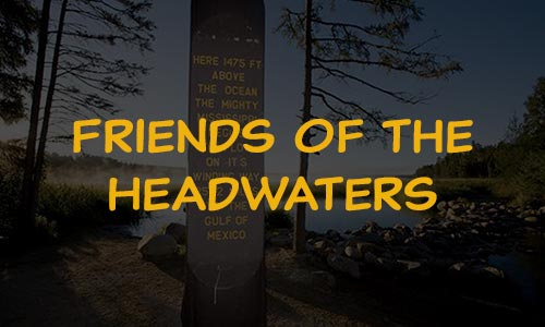 Friends of the Headwaters Cover Image