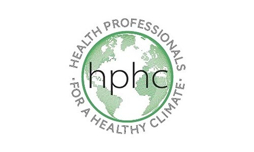 Health Professionals for a Healthy Climate Logo