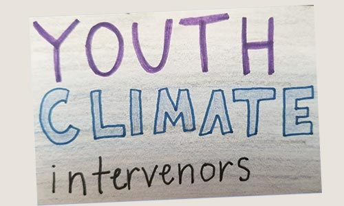 Youth Climate Intervenors