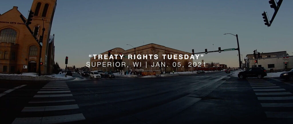 Cover Photo of Treaty Rights Tuesday Video Recap