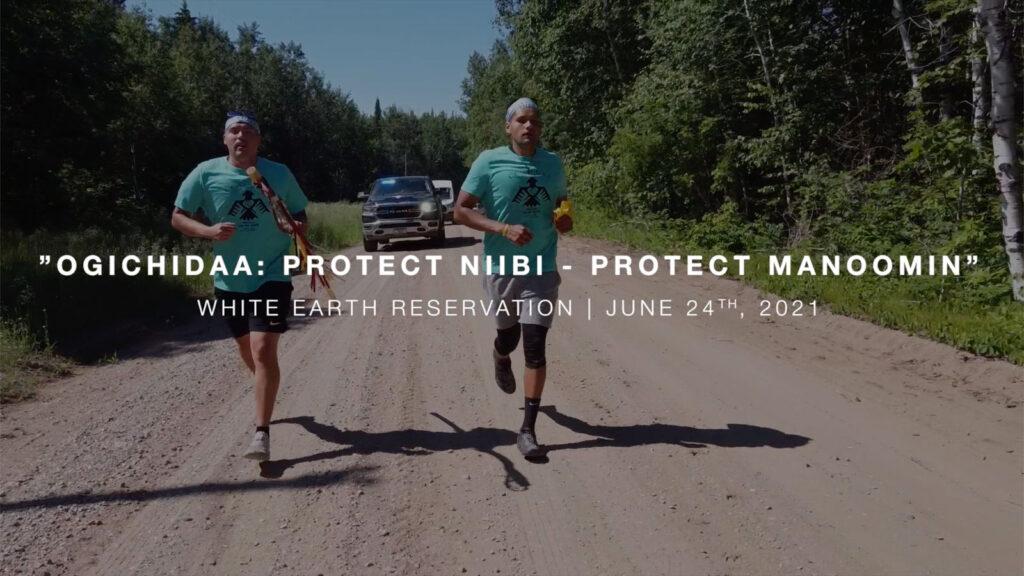 Ogichidaa Protect Niibi Protect Manoomin